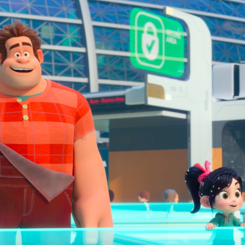 Everyone is raving about the #1 movie in the country. See #RalphBreaksTheInternet, now playing in theatres.