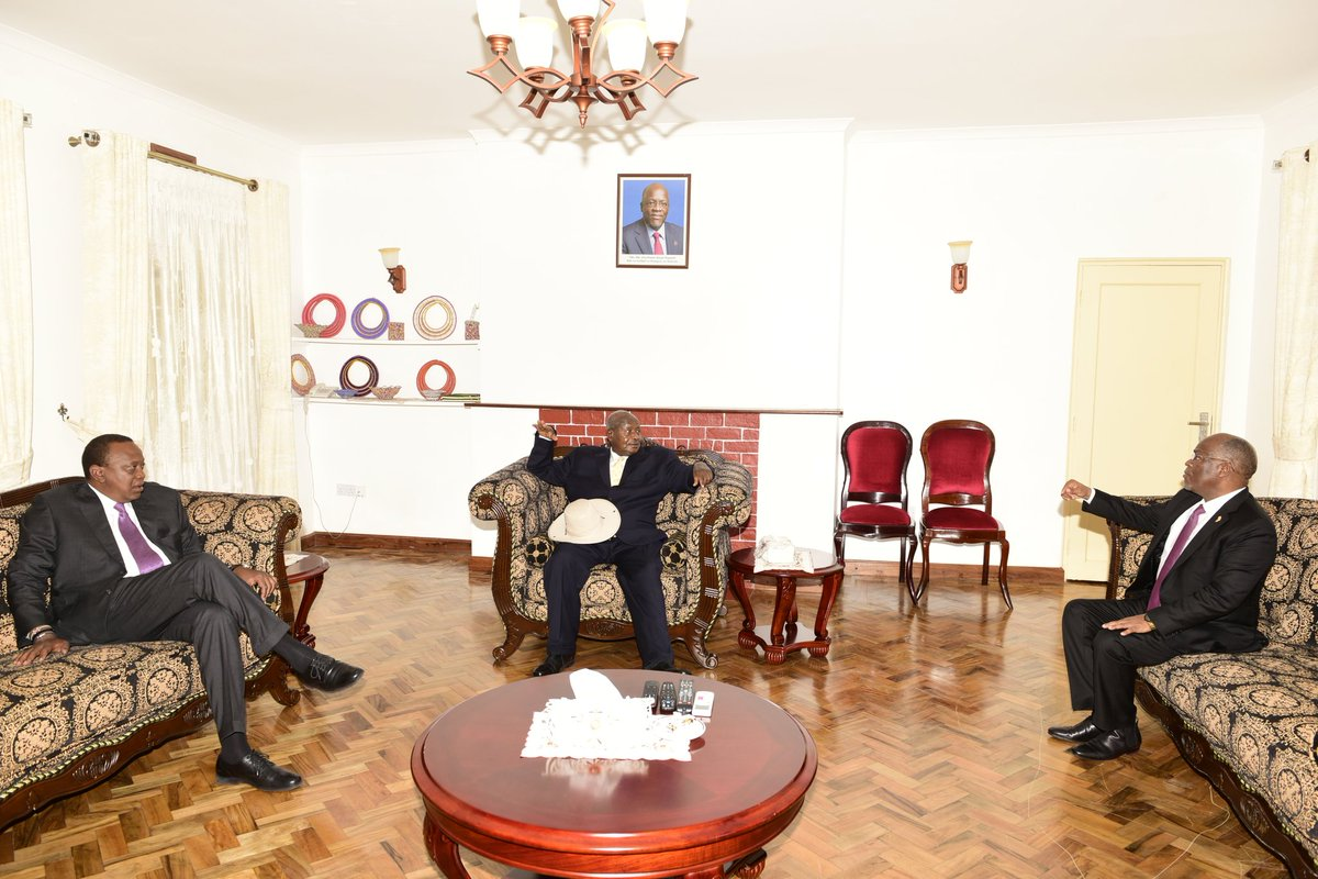 As chair of the EAC, and after consultation with Their Excellencies @UKenyatta and @MagufuliJP, we agreed to postpone the 20th Ordinary Summit of the East African Community Heads of State to December 27th, to allow all member states attend.