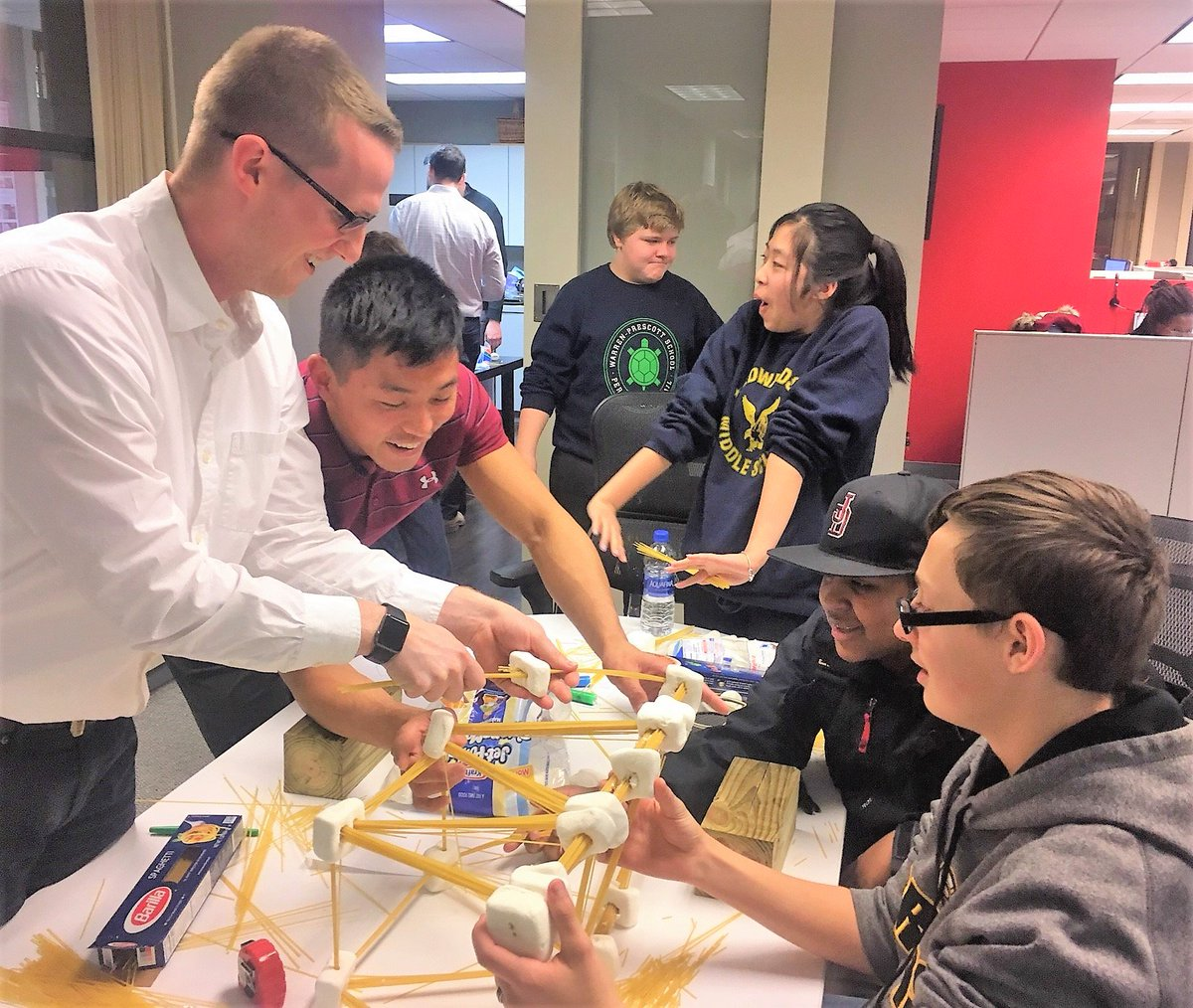#STEM and #Sailing go hand-in-hand!