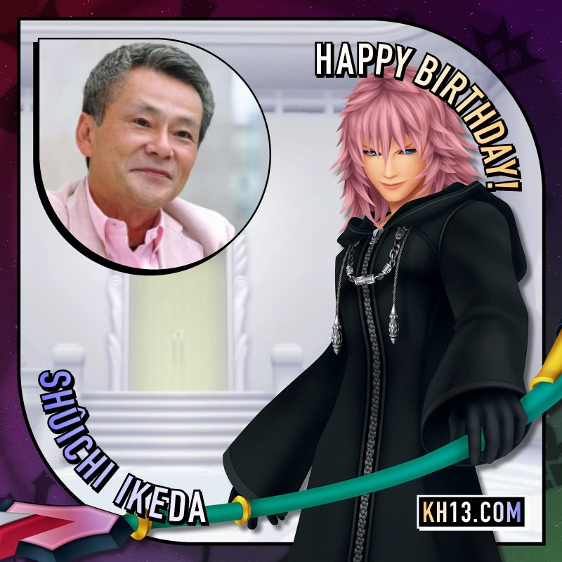 Kh13 Community On Twitter Bdaykh Happy 69th Birthday To Shuichi