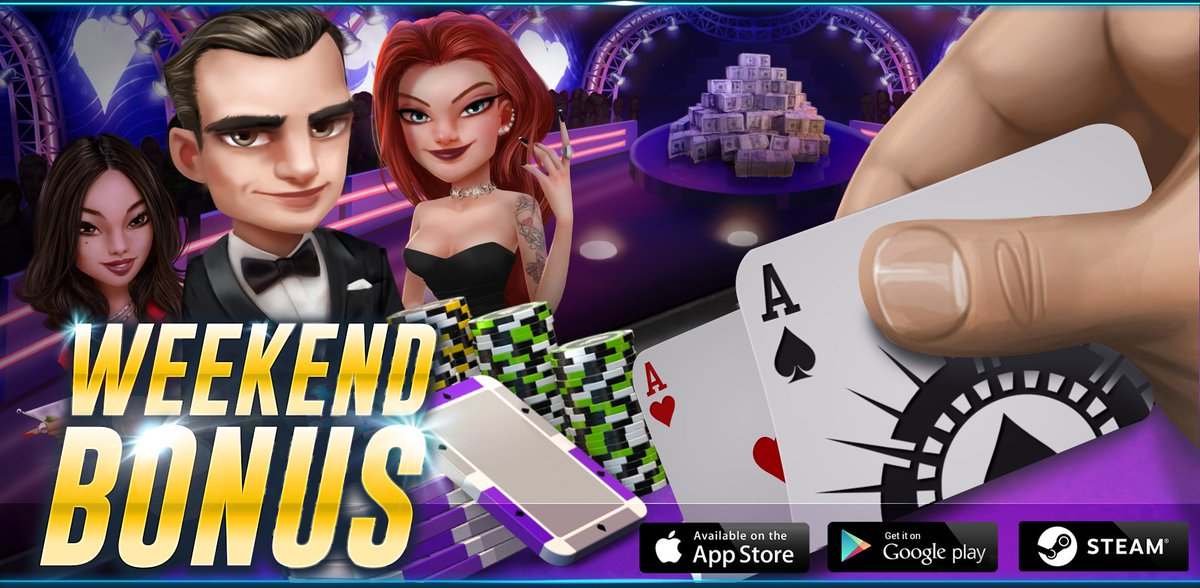 Hd Poker On Twitter Weekend Bonus Hit The Tables With 250 000 Free Chips 20 Free Gems Collect Now Https T Co Pi8lefjls9 Steam Players Enter Promo Code Weekendbonus18 To Claim