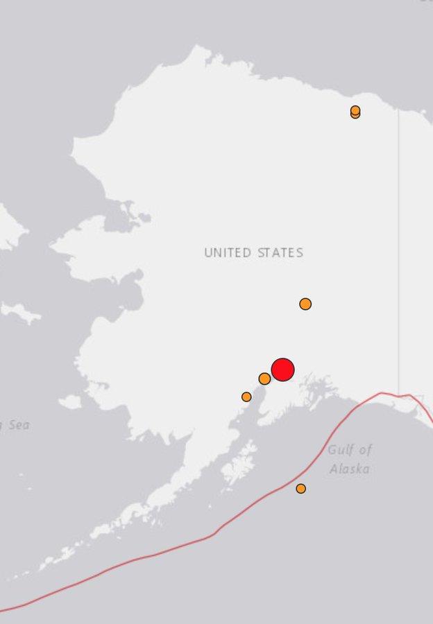 Les images impressionnantes du puissant séisme qui a secoué l'Alaska DtRMLyGWoAE-CO6?format=jpg&name=900x900