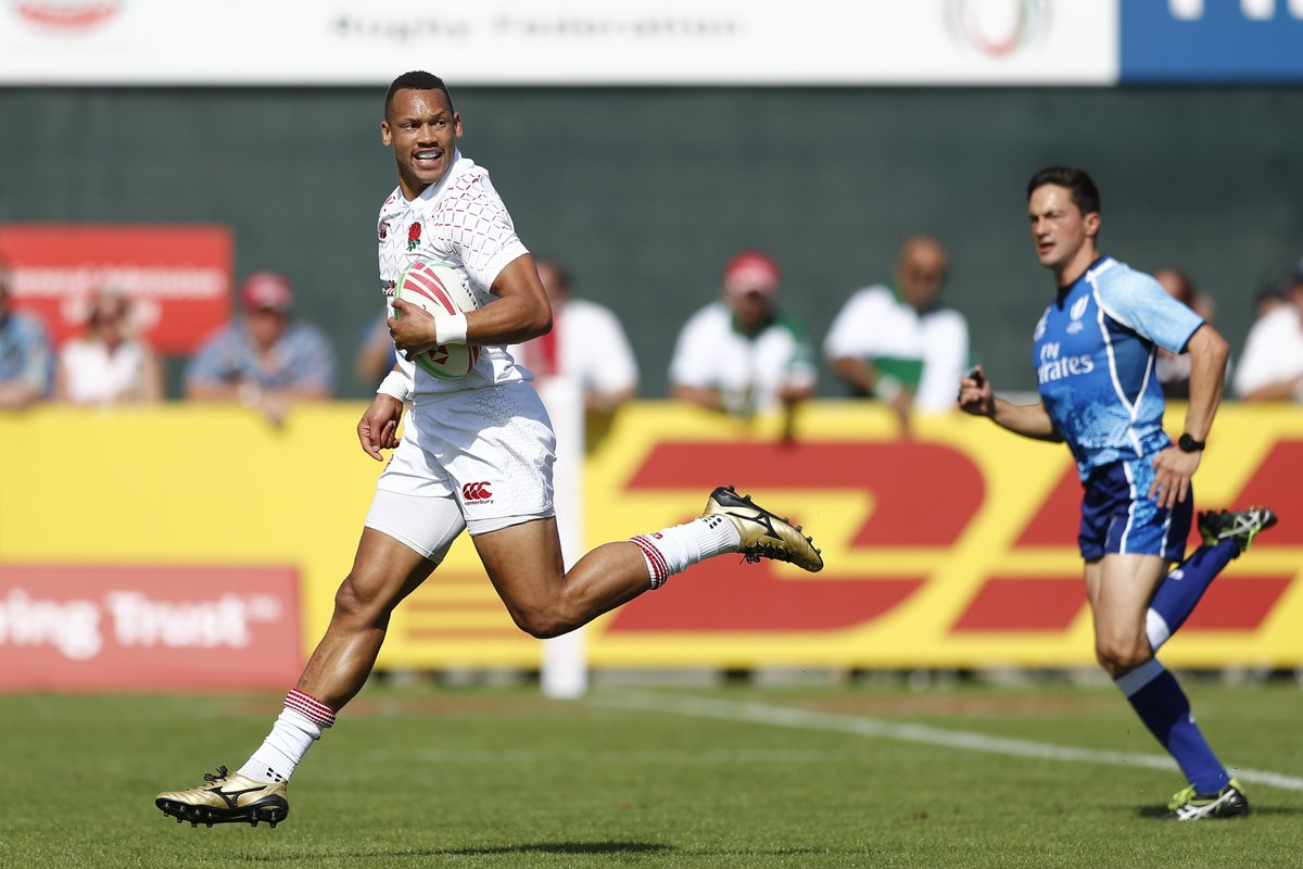📝 Thats a wrap. Read how England Sevens got on in day one at #Dubai7s in what was an historic day for @Dan_Norton4 Read: bit.ly/2AB9ESc