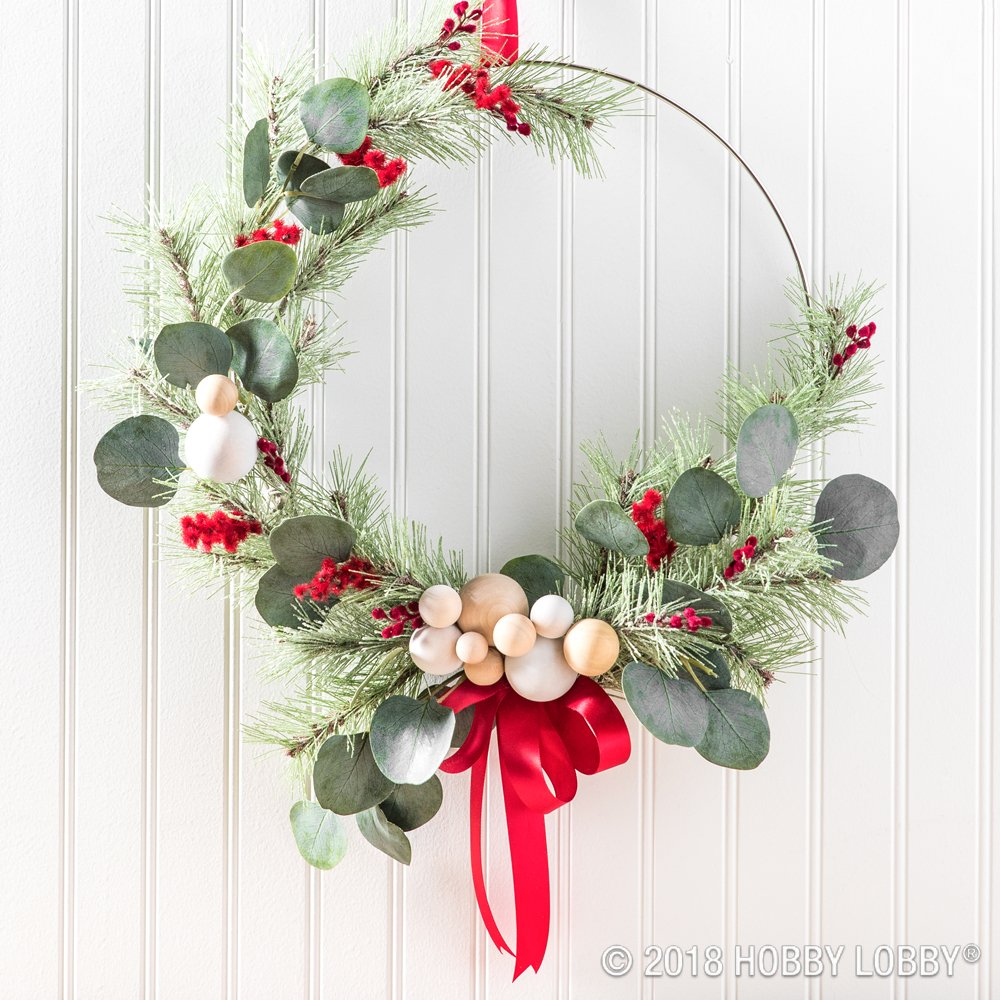 Hobby Lobby Christmas Wreaths.Official Hobby Lobby On Twitter Add Extra Cheer To Your