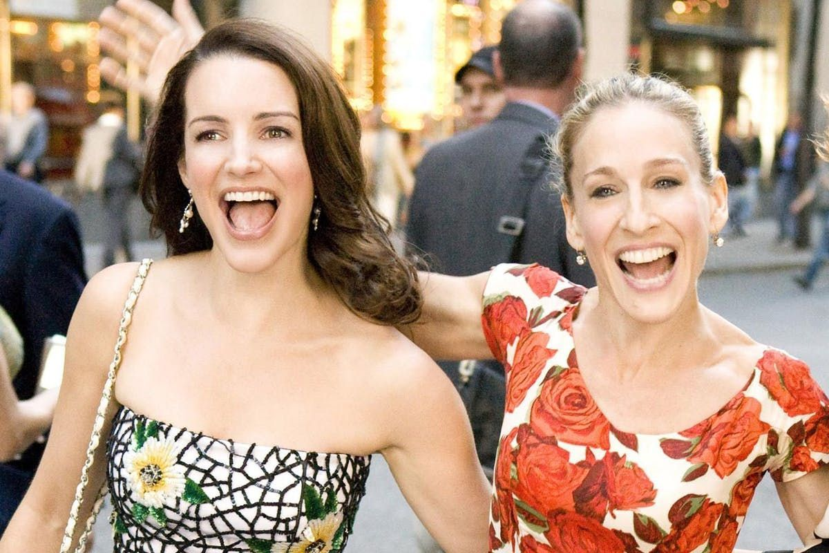 Why Kristin Davis Refused To Play Carrie In Sex And The City Satc