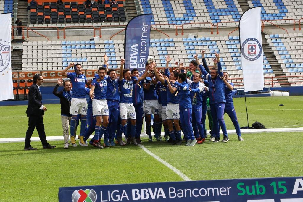 ¡Felicidades, campeones! #LlegóLaMáquina