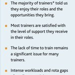 .#gmcsurvey finds most senior doctors supporting postgraduate medical training enjoy their roles and are supported. #thankyou   https://t.co/cYXKeiSwUq  #meded @MedicalEducator @asmeofficial @gmcuk