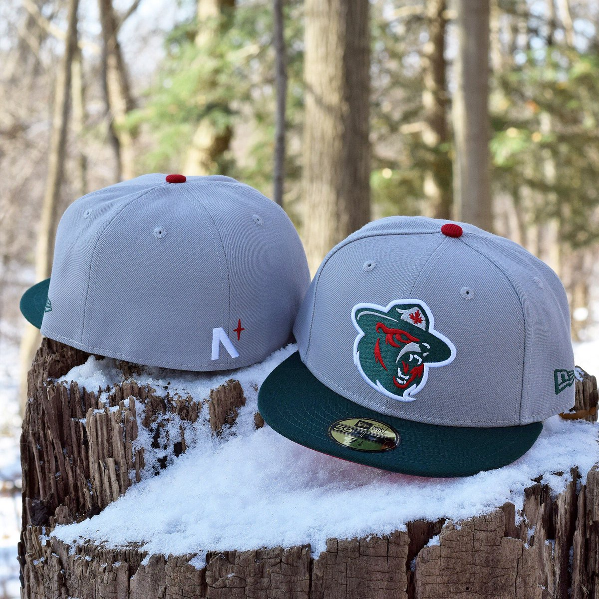 f8d0a08507e https   noblenorth.co products northern-force-grey-dark-green-new-era- 59fifty … .  NobleNorth  NorthernForce  NewEraCap  NewEraFitted ...