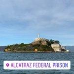 Image for the Tweet beginning: Fantastic day visiting #Therock #alcatraz