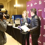 TBT- @ArmsBumanlag from @CBCWindsor interviewing @