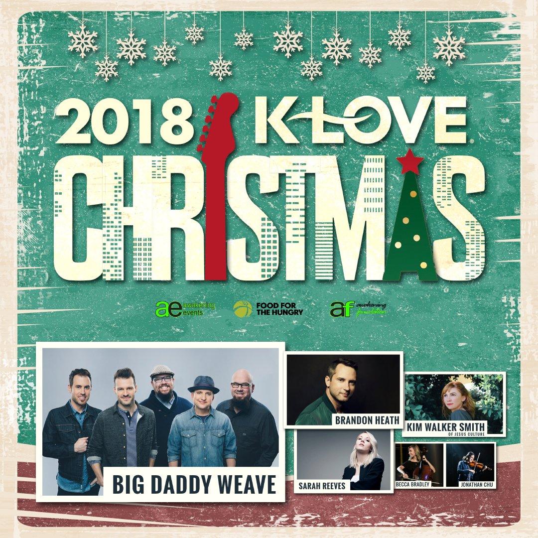 K Love Christmas.Asu Gammage On Twitter The K Love Christmas Tour Comes To