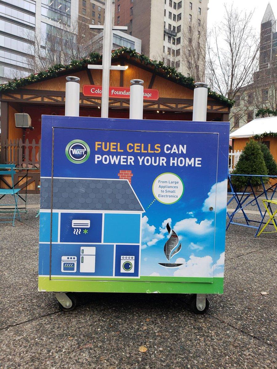 WATT Fuel Cell Corp  (@WATTFuelCell) | Twitter