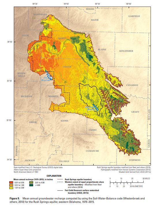USGS in Oklahoma USGS Oklahoma