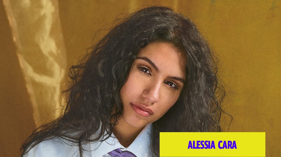 'Alexa, play the new album by @alessiacara!!' #NP 'The Pains Of Growing' → amzn.to/2TZCg0d