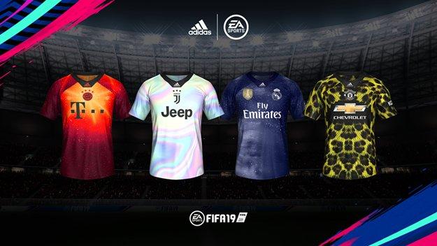 EA Sports e Adidas Football revelam camisas em edições limitadas - https   t 989a6e812737b