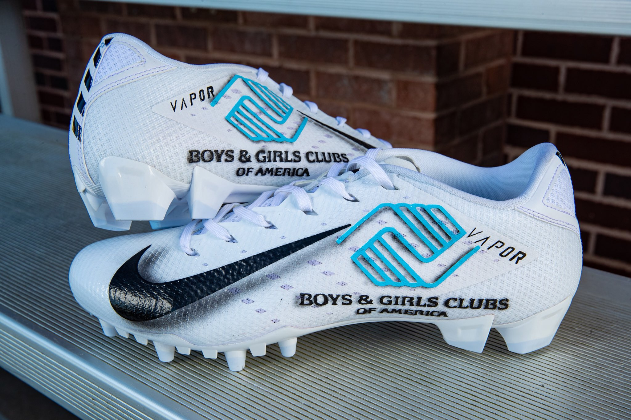 Atlanta Falcons On Twitter Atlanta Falcons Mycausemycleats Read The Stories Behind The Cleats Https T Co 2fl15fr9ds