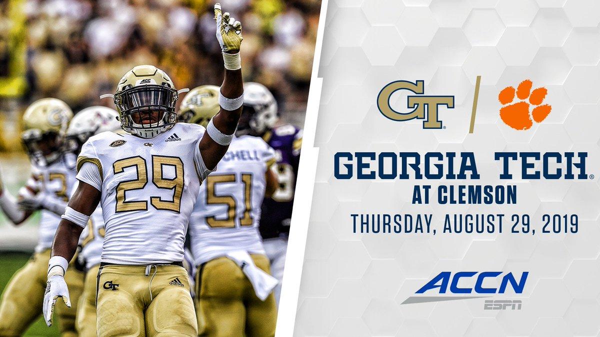 Georgia Tech Football on Twitter: