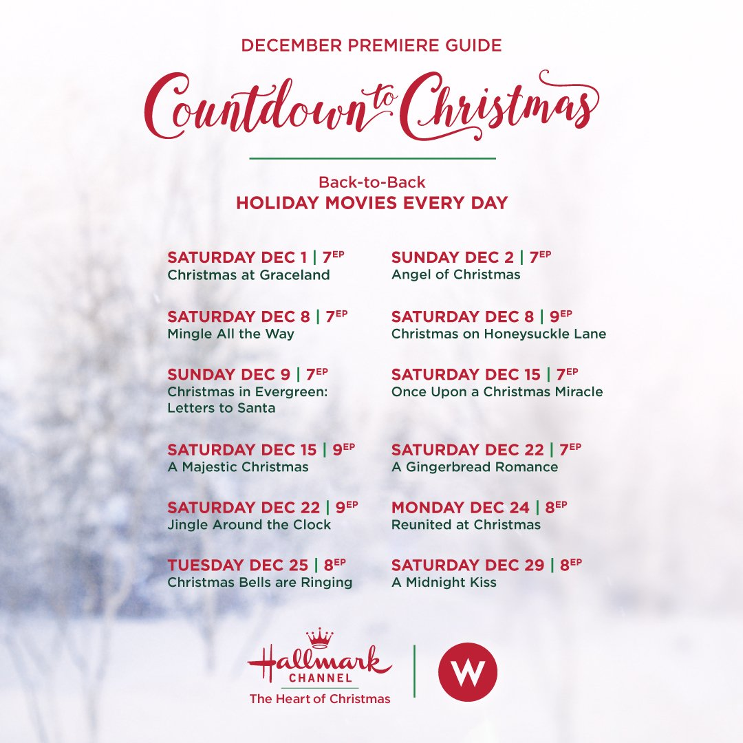 countdowntochristmas hashtag on Twitter