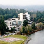 Image for the Tweet beginning: Naval Hospital Bremerton's (NHB) new