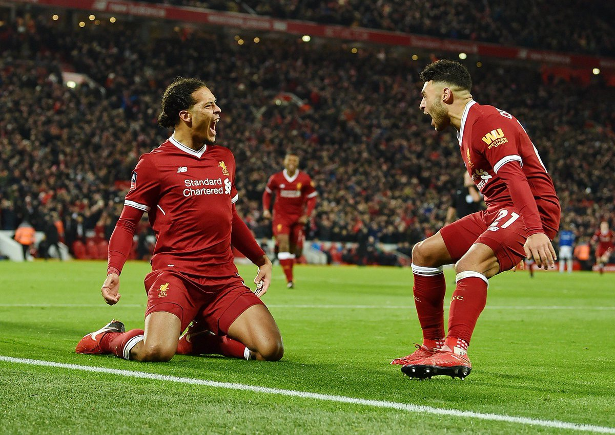 Looking forward to sunday 💪🏽😁 #weareliverpool