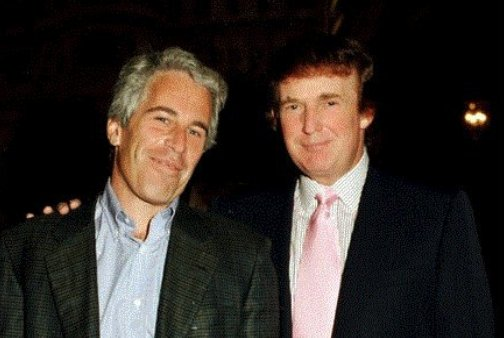 Image result for PHOTOS OF TRUMP AND JEFFREY EPSTEIN