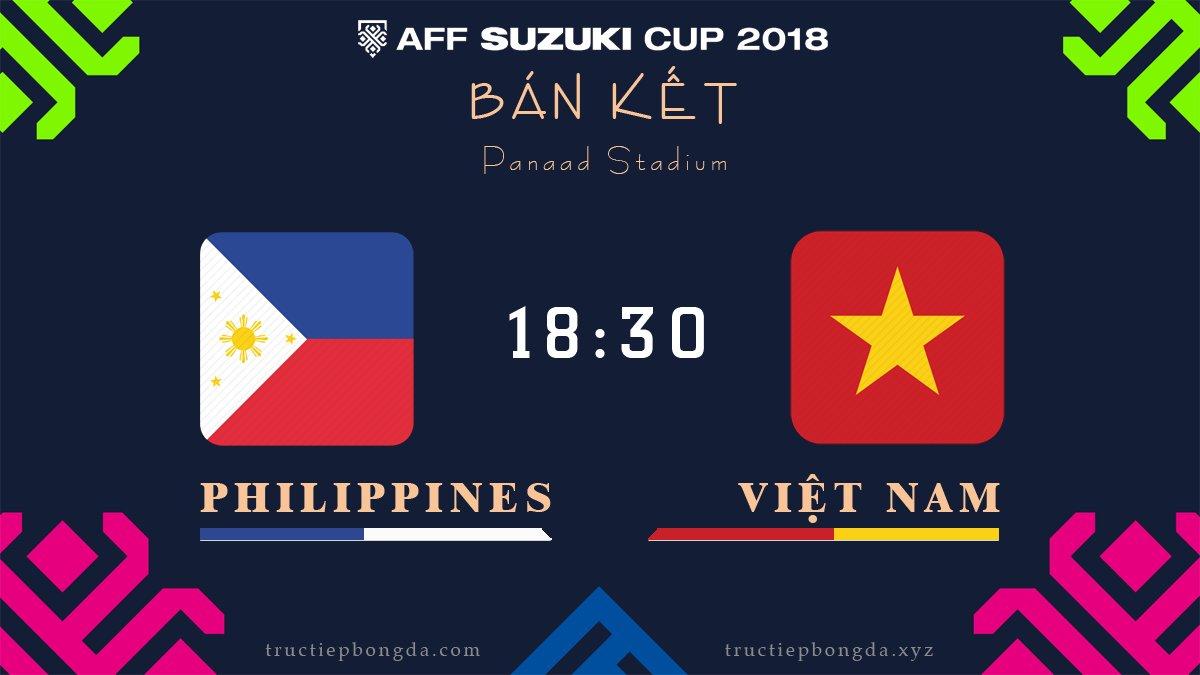 Philippines vs Việt Nam