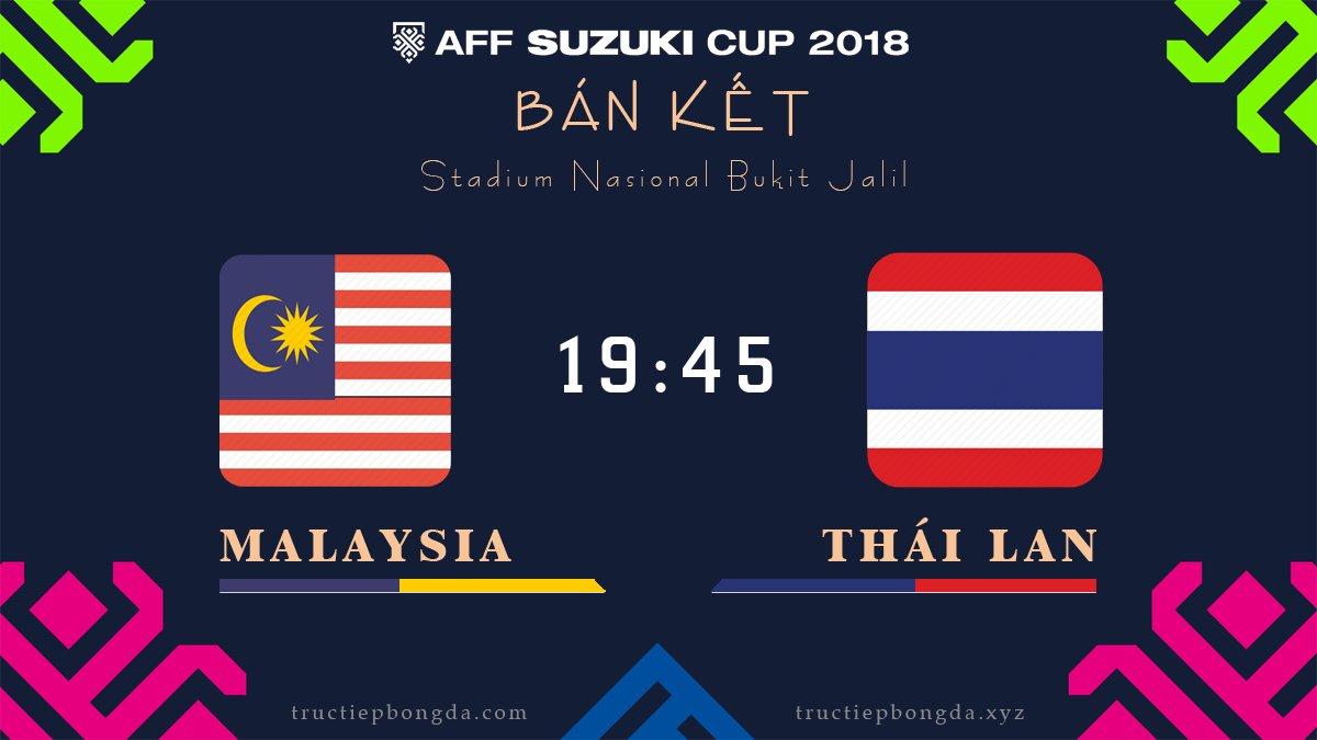 Malaysia vs Thái Lan