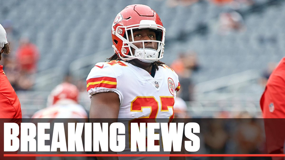 Breaking  The NFL has placed Chiefs running back Kareem Hunt on the  Commissioner Exempt list after video surfaced Friday of him shoving and  kicking a woman ... 8a073ea87