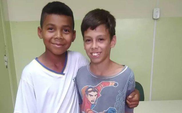 Aluno usa dinheiro que ganhou de aniversário para pagar ida de amigo a excursão escolar https://t.co/P3FKOrUKPg #G1 #G1SPSP