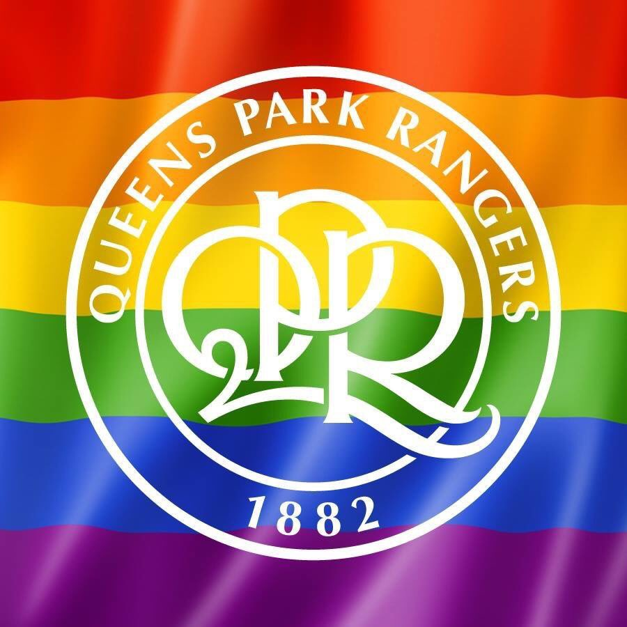 There's only one team in London.Come on you Hoops @QPR