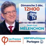 #BFMPolitique Twitter Photo