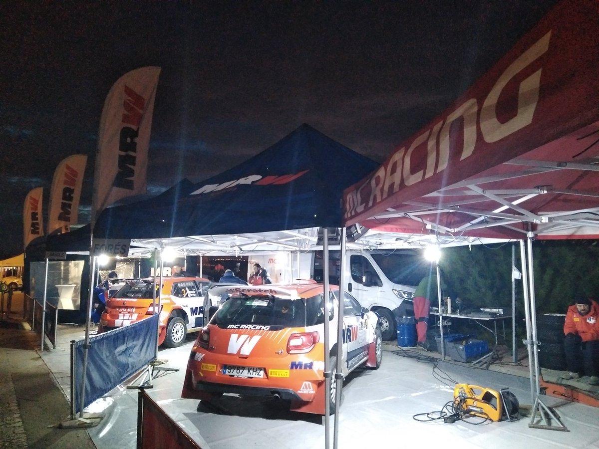 CERT: 1º Rallye de Tierra de Madrid [30 Noviembre - 1 Diciembre] - Página 2 DtT-10ZXcAAd2UL