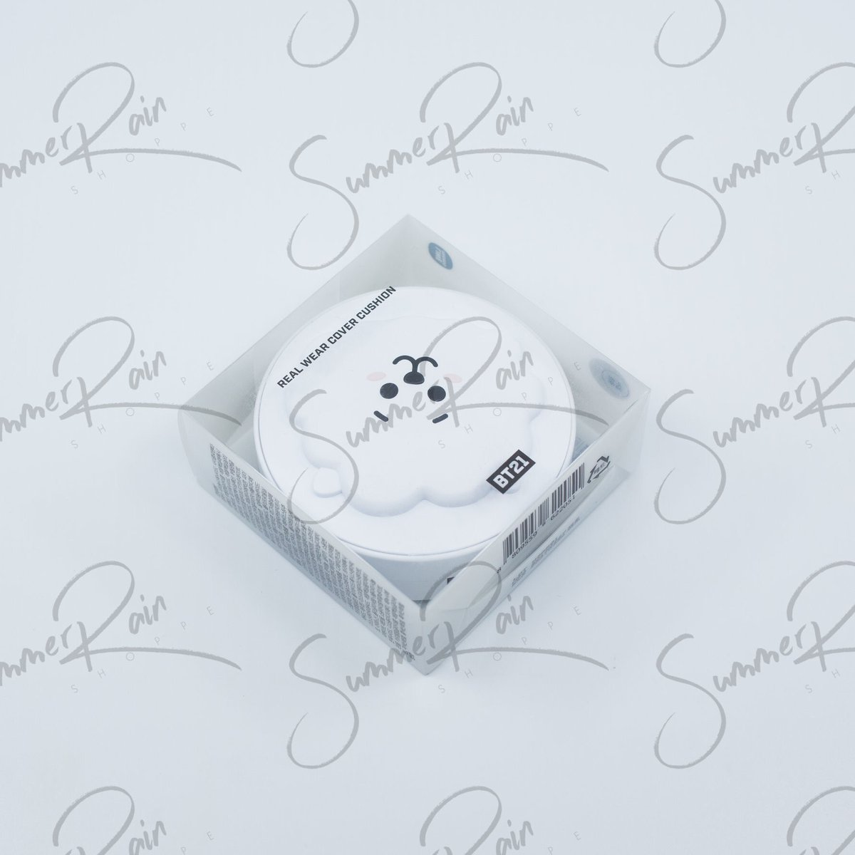 BT21 x VT Cosmetics Real Wear Cover Cushion (RJ) Php 1,950 +