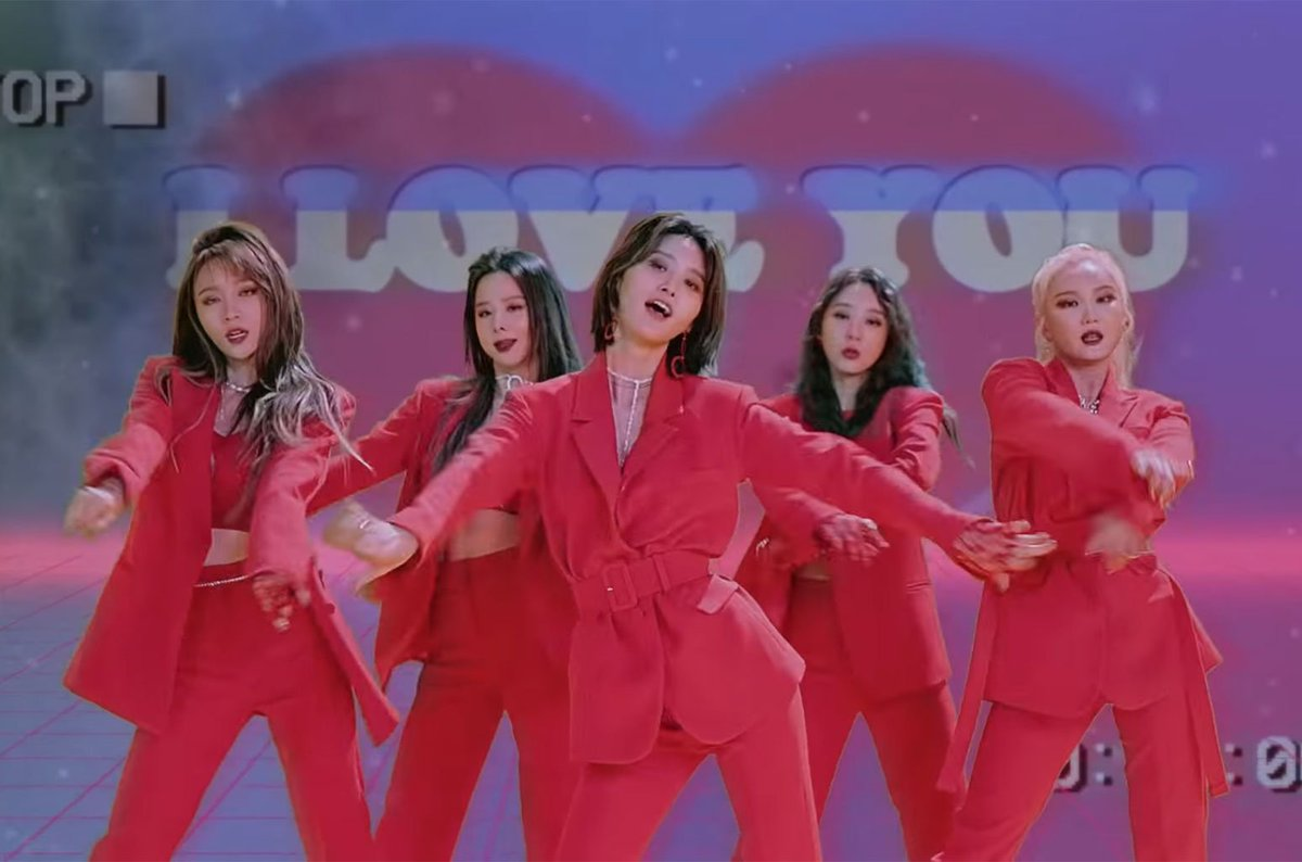 With new single I Love You, @EXIDofficial earn their first-ever top 5 entry on the World Digital Song Sales chart blbrd.cm/uGm6uP