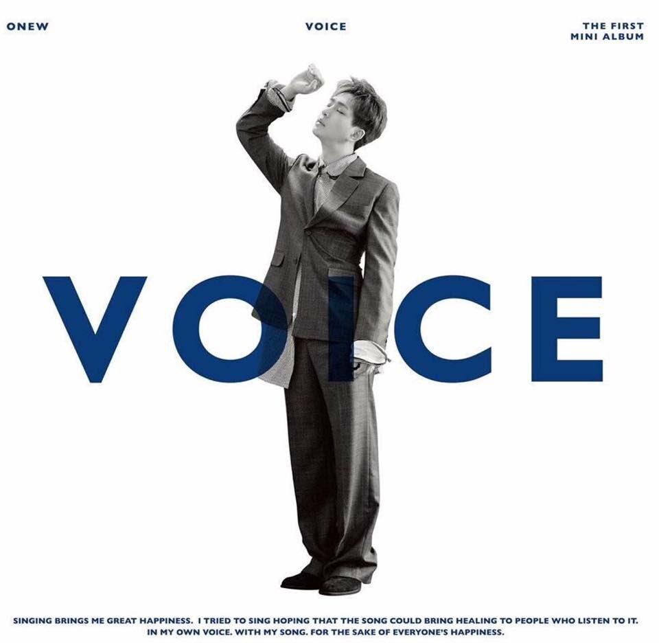 Imagini pentru onew voice cover