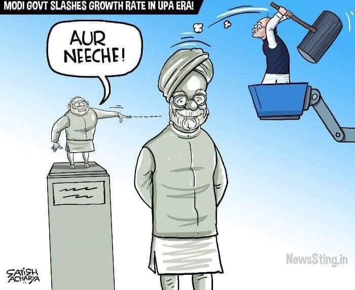 Modi-Master of Data Manipulation.