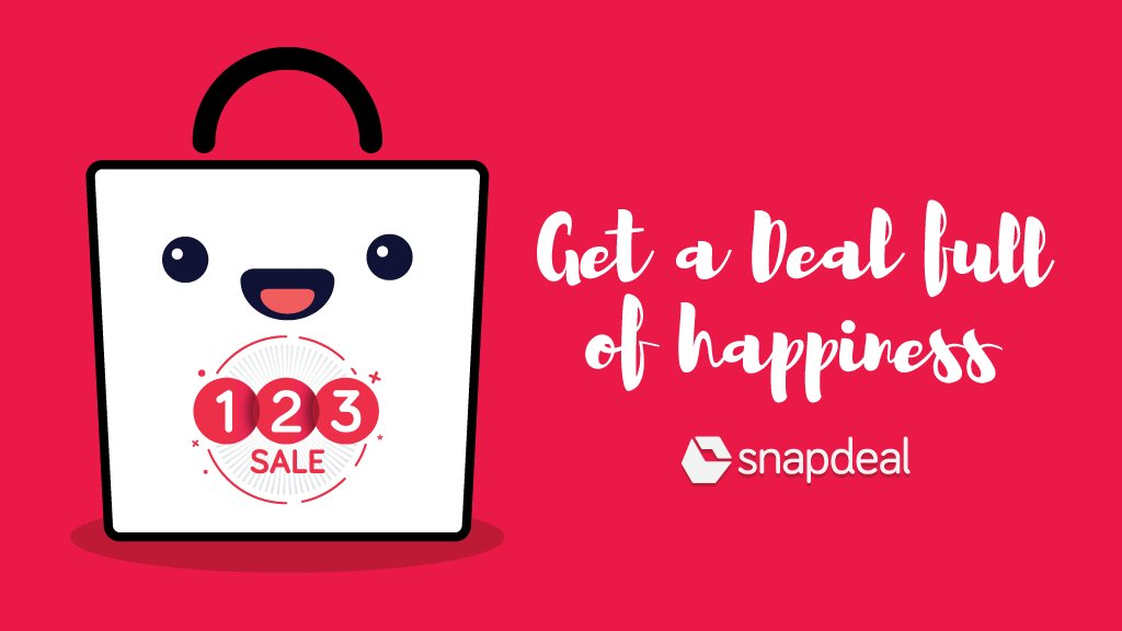 4133fe128c5 Snapdeal on Twitter