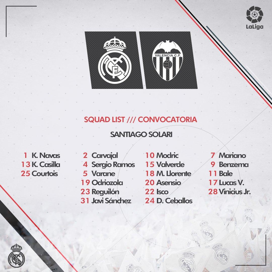 Valencia v Real Mehdrid DtU3pB4XoAApqY3