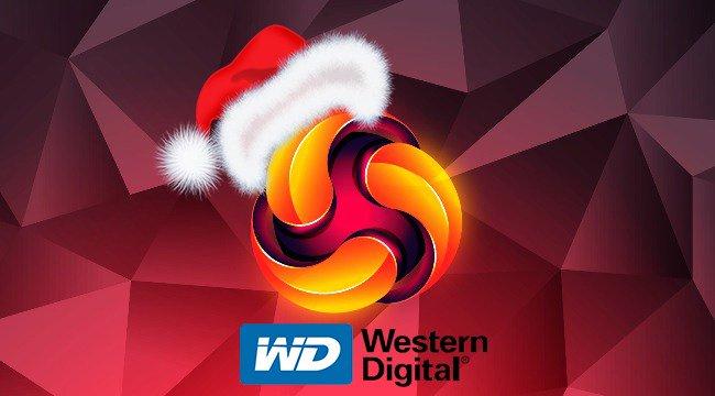 Advent Calendar Day 1: Win a @wd_uk 6TB NAS, a 500GB SSD and a 120GB SSD! https://t.co/EJDntasxjc https://t.co/rrhMhD6Idd