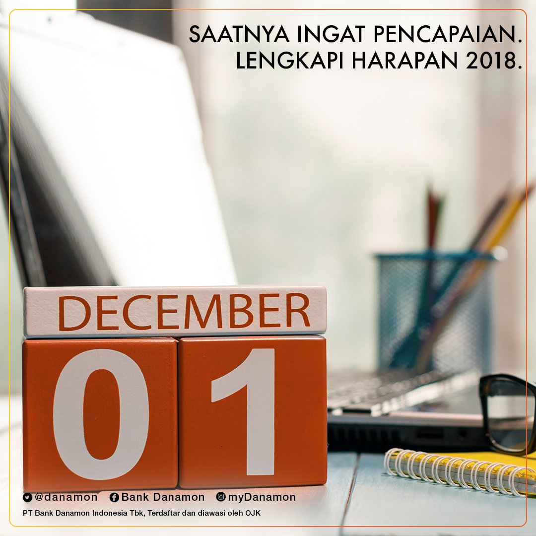 Welcome Desember 54