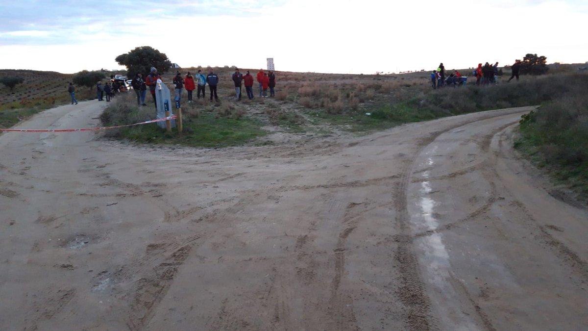 CERT: 1º Rallye de Tierra de Madrid [30 Noviembre - 1 Diciembre] - Página 2 DtUEcRWWwAASNPv
