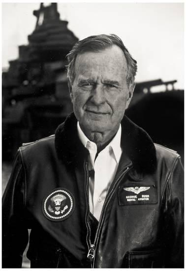 RIP President H.W. Bush. Thank you for a lifetime of dedicated service to our nation. Your thoughtful leadership and humility will be missed. Fair winds and following seas, Mr. President. #RIPGHWB
