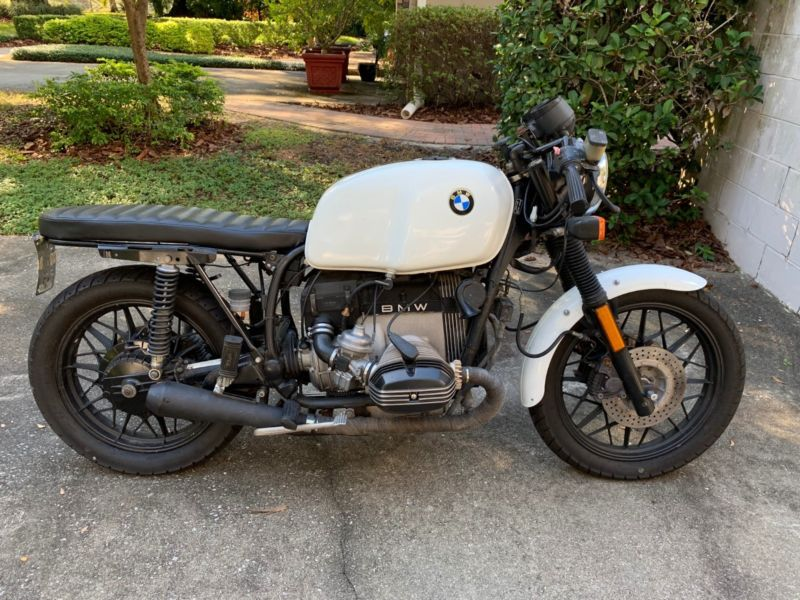 For Sale > (1983 BMW R100RT Custom Cafe Racer) https://caferacerforsale.com/ad/1983-bmw-r100rt-custom-cafe-racer-2/ …
