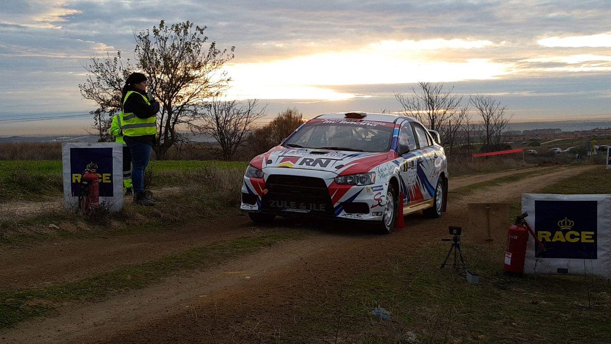 CERT: 1º Rallye de Tierra de Madrid [30 Noviembre - 1 Diciembre] - Página 2 DtUIKfgX4AAzSaE