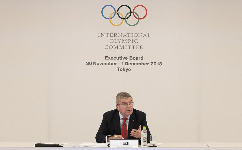 test Twitter Media - #IOC President Bach Said 2026 Olympic Bids Need Only Guarantee Delivery, Not Deficits #Stockholm2026 #MilanoCortina2026 https://t.co/Tl1LvMHpdJ https://t.co/m86f94pwhQ