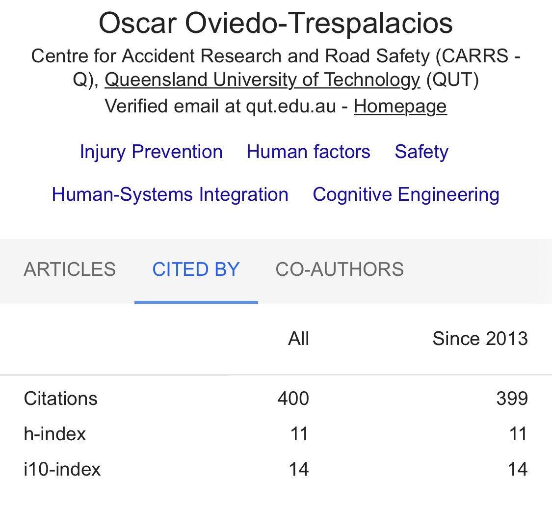 Oscar Oviedo Trespalacios On Twitter Another Milestone I