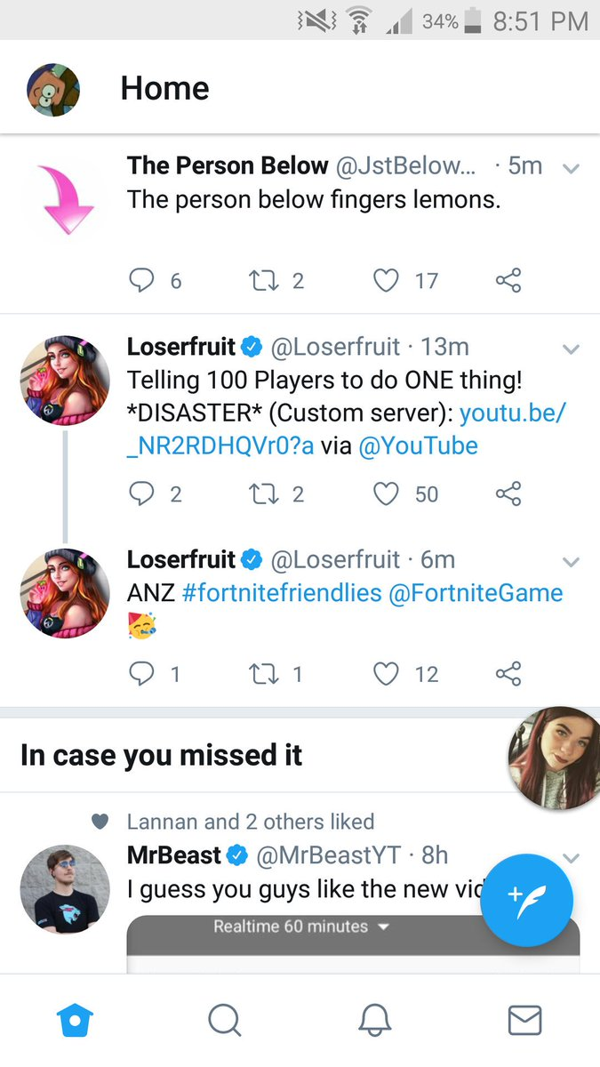 Loserfruit on Twitter: