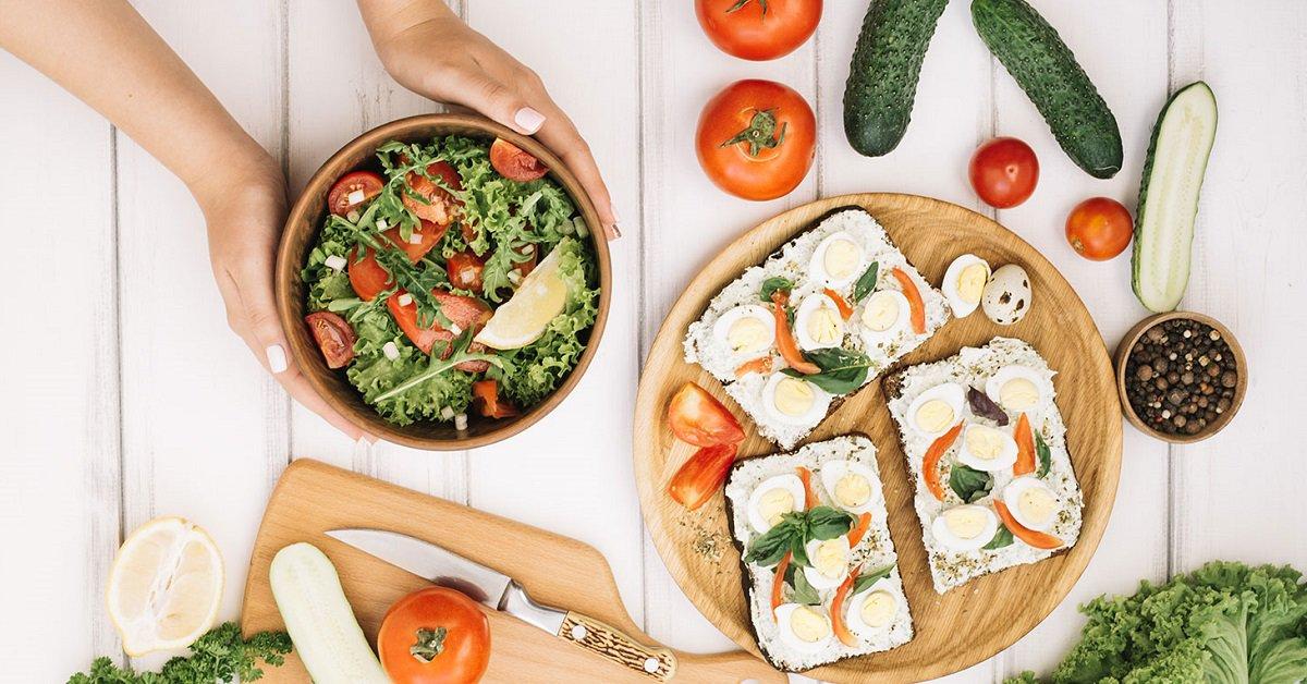 Здоровый рецепт похудения