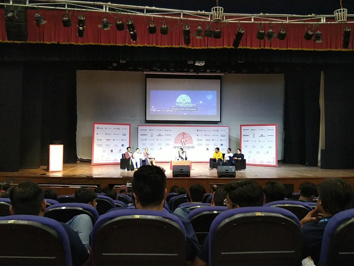 test Twitter Media - Panel Discussion K3G @WCAhmedabad @multidots @guptaanilg @Asif2BD @niravmehta @vatsalshah https://t.co/VYXWVdKWyq