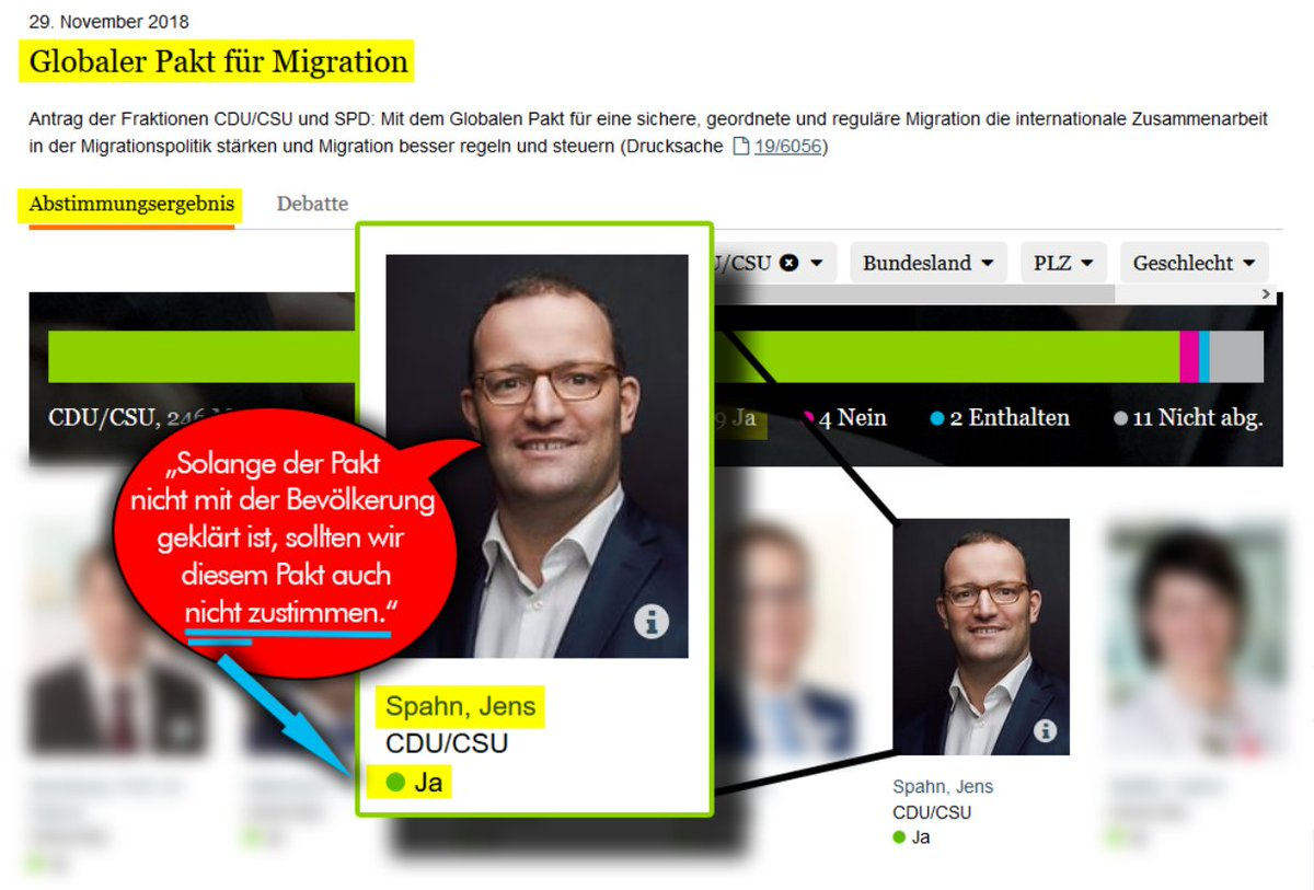 Matthias Niebel On Twitter Jens Spahn Die Konservative